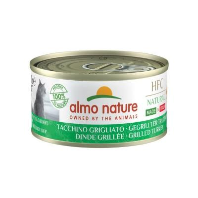 Almo Nature Pâtée HFC Natural Italy Dinde grillée Almo Nature 70 g ALC5473H