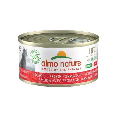 Almo Nature Pâtée HFC Natural Italy Jambon & Parmesan Almo Nature 70 g ALC5471H