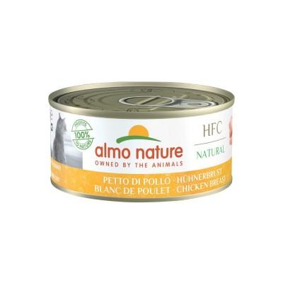 Almo Nature Pâtée HFC Natural Blanc de poulet Almo Nature 150 g ALC5122H