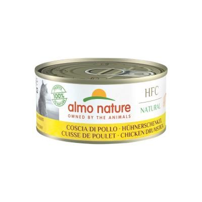 Almo Nature Pâtée HFC Natural Cuisse de poulet Almo Nature 150 g ALC5121H