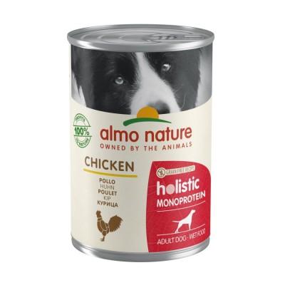 Almo Nature Pâtée Holistic Single Protein Poulet Almo Nature 400 g ALD198