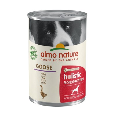 Almo Nature Pâtée Holistic Single Protein Oie Almo Nature 400 g ALD197