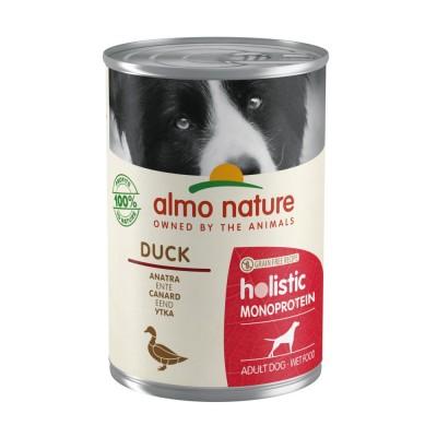 Almo Nature Pâtée Holistic Single Protein Canard Almo Nature 400 g ALD195