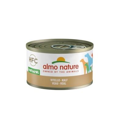Almo Nature Pâtée HFC Natural Veau Almo Nature 95 g ALD5546