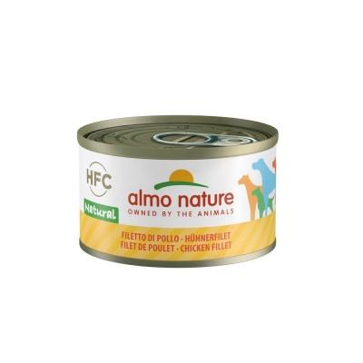 Almo Nature Pâtée HFC Natural Filet de poulet Almo Nature 95 g ALD5500