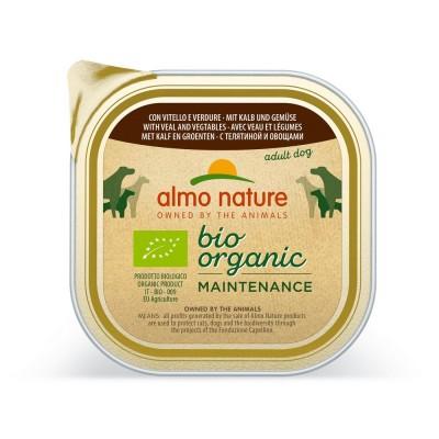 Almo Nature Pâtée BioOrganic Maintenance Veau & Légumes Almo Nature 300 g ALD335