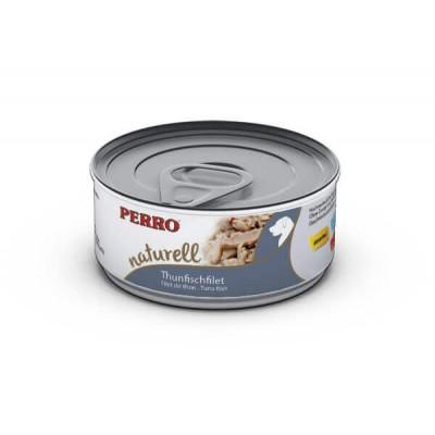 Perro Boîte Perro Naturell - Filet de thon & riz 181282