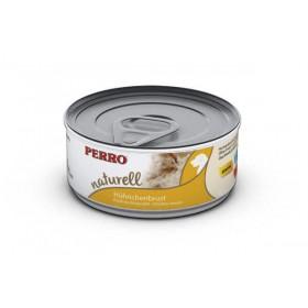 Boites & sachets Morceaux Poitrine de poulet aux riz - Perro Natural - Nourriture pour chien