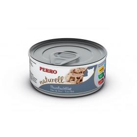 Boites & sachets Morceaux Thon - Perro Natural - Nourriture pour chat