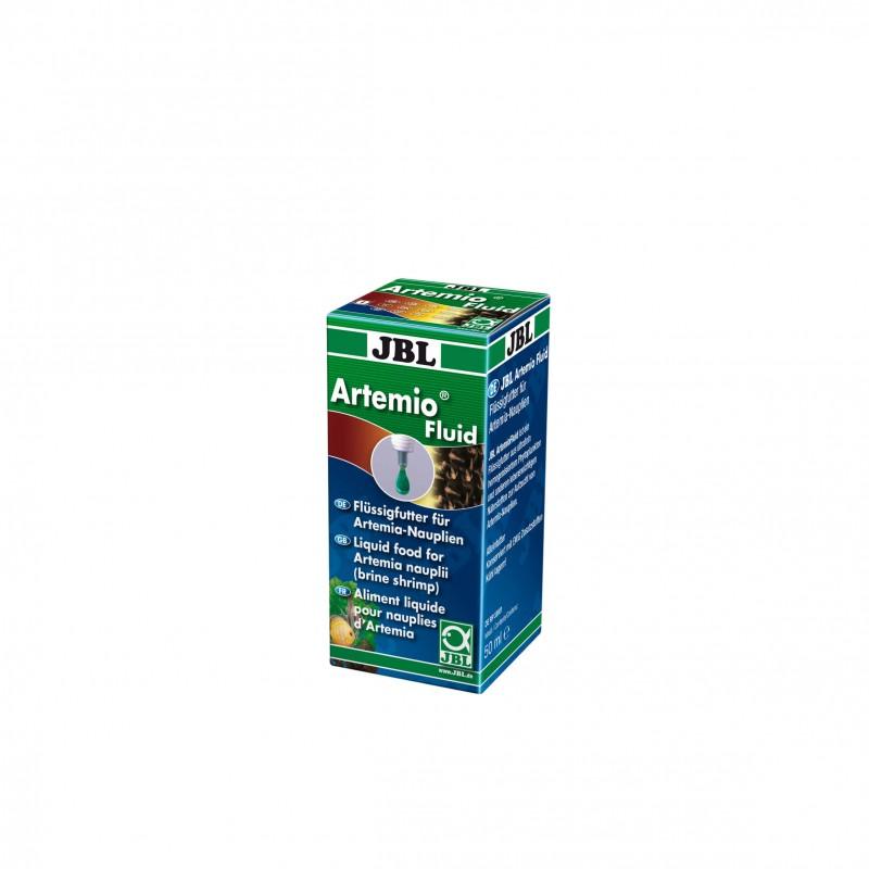 Nourritures pour artémia JBL ArtemioFluid