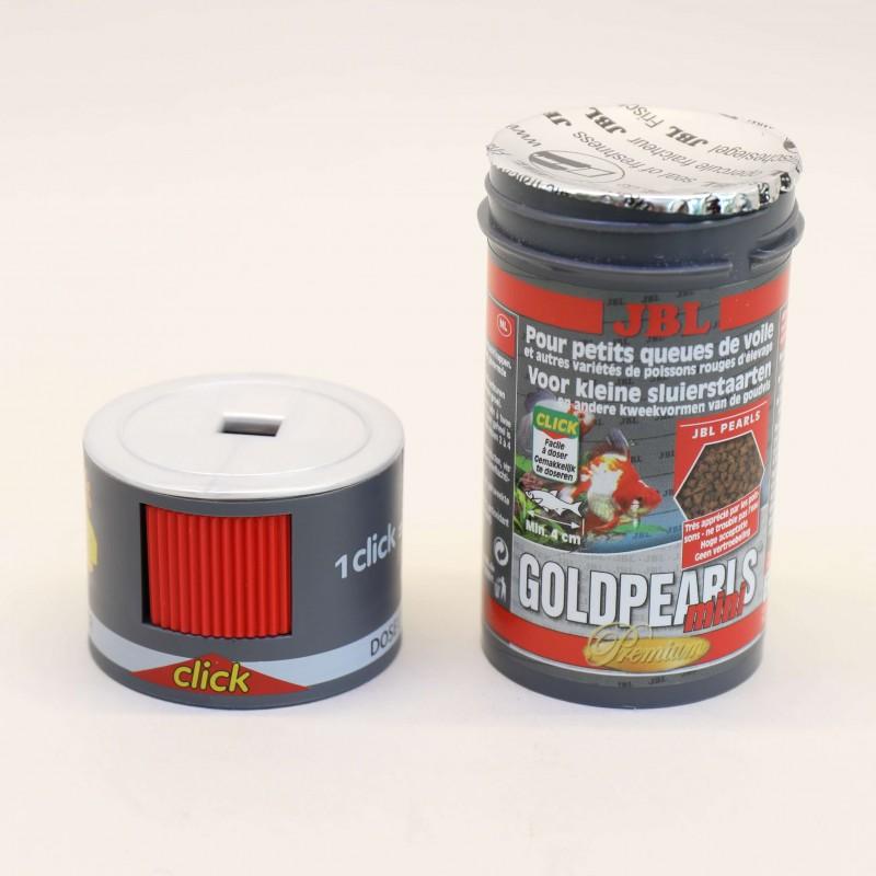 Granulés JBL GoldPearls mini CLICK