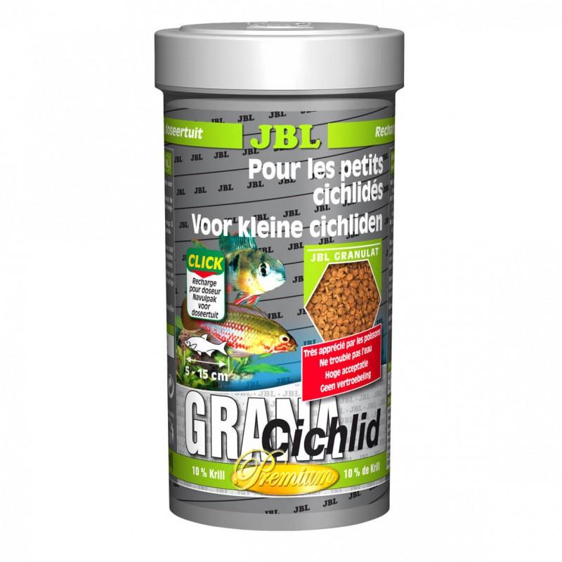 Granulés JBL Grana Cichlid