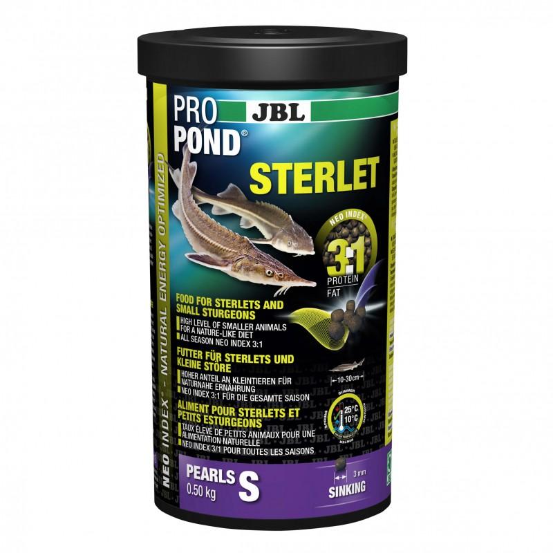 Granulés JBL ProPond Sterlet S