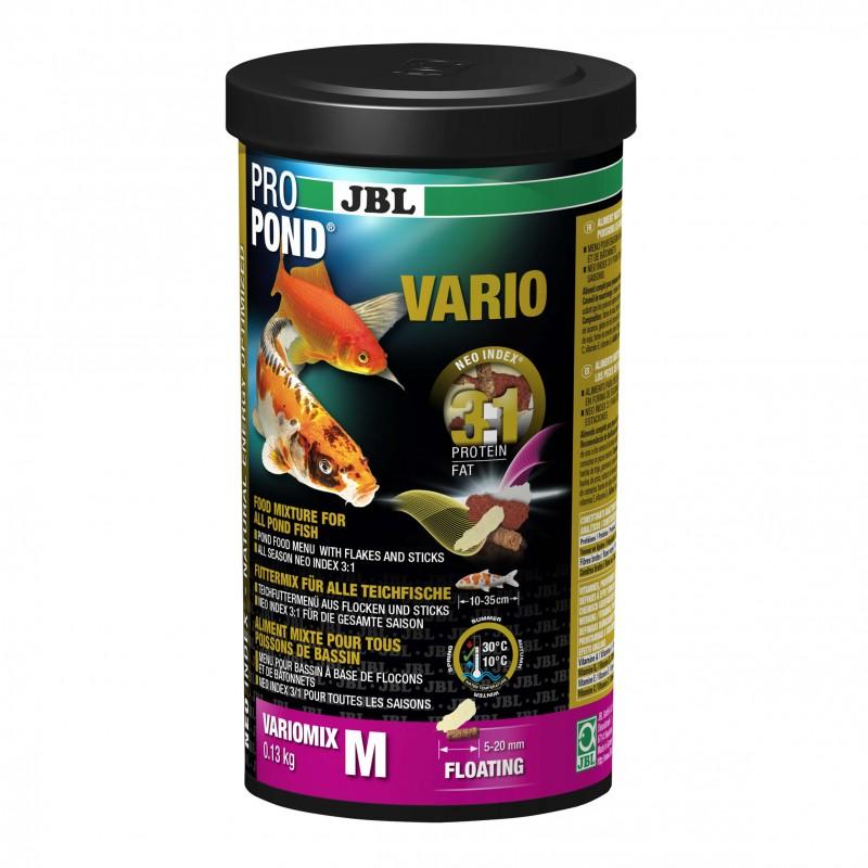 Aliment mixte JBL ProPond Vario