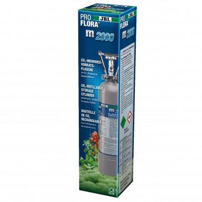 Recharges CO2 JBL ProFlora m2000 SILVER