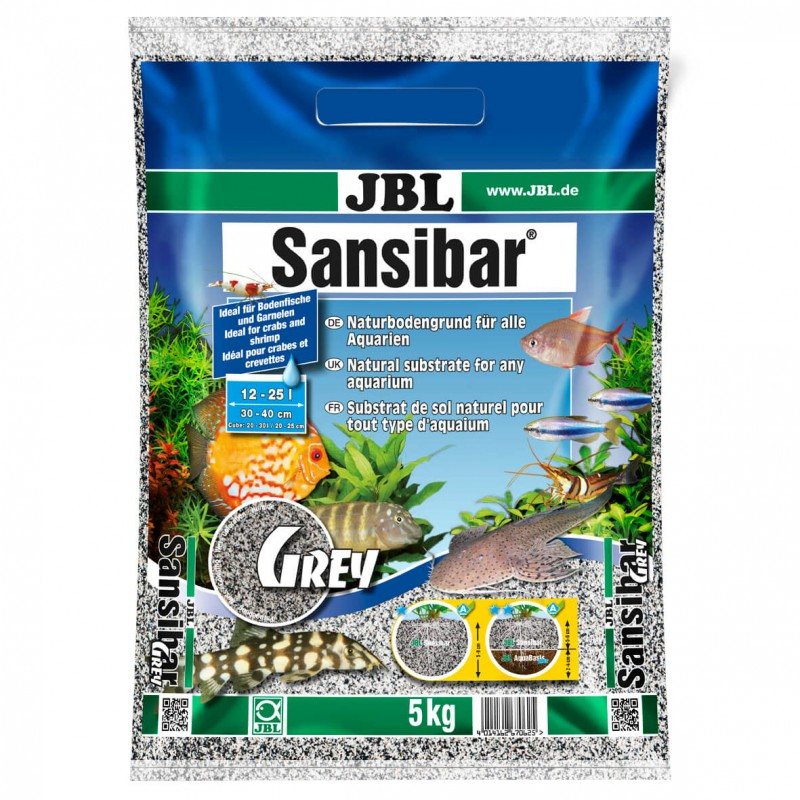 Sables fins JBL Sansibar GREY