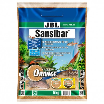 Sables fins JBL Sansibar ORANGE