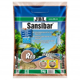Sables fins JBL Sansibar RED