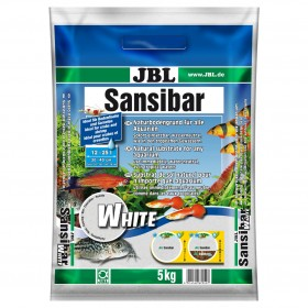 Sables fins JBL Sansibar WHITE