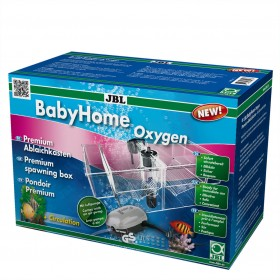 Pondeuses JBL BabyHome oxygène