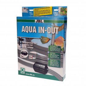 Cloche d'aspiration JBL Aqua In-Out Extension
