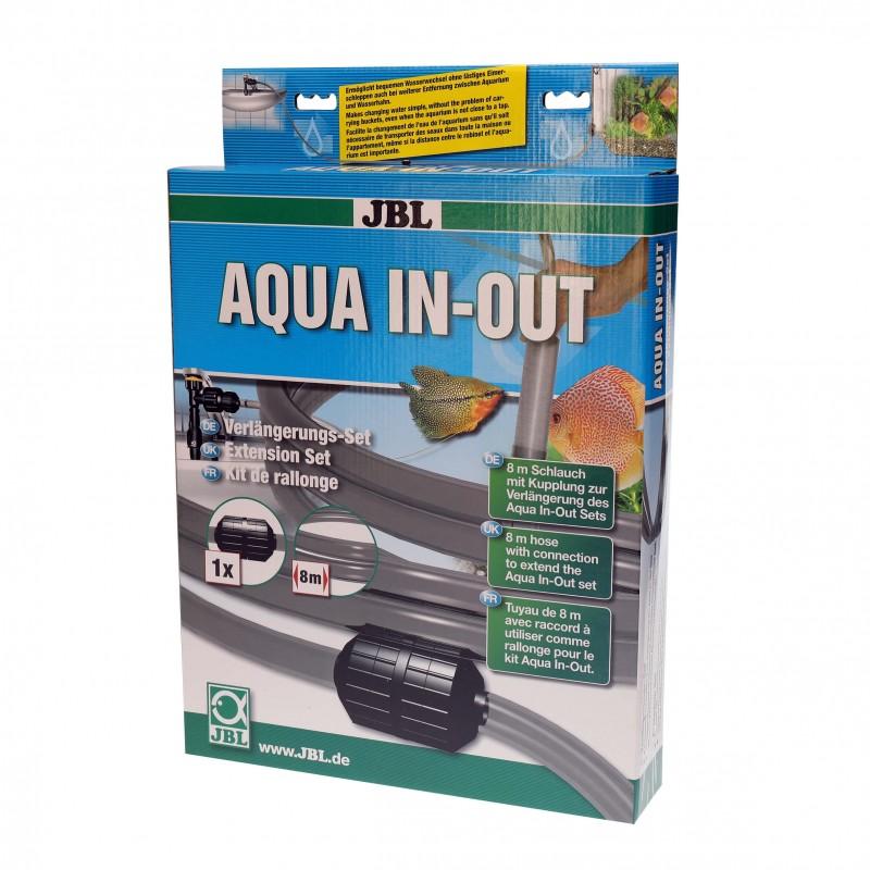 Cloche d'aspiration JBL Aqua In-Out Extension