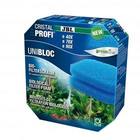 Mousse bleu JBL CristalProfi e UniBloc-JBL-6016100