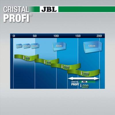 Filtre interne JBL CristalProfi i200 greenline