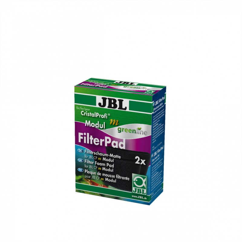 JBL CristalProfi m greenline Module FilterPad-JBL-6096800