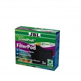 JBL CristalProfi m greenline, FilterPad