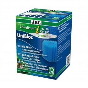 Mousse bleu JBL UniBloc CristalProfi i60/80/100/200