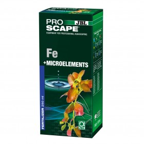 Engrais JBL ProScape Fe +Microelements