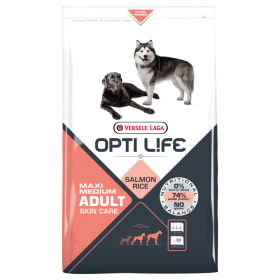 Croquettes Opti Life Adult Skin Care Medium & Maxi