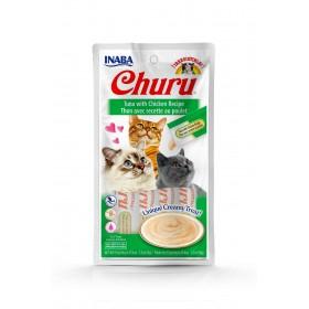 Snack Churu thon & poulet