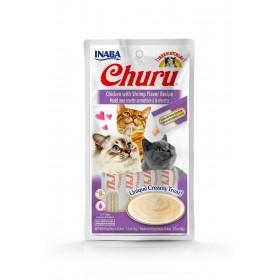 Snack Churu poulet & crevettes 70 g--608A