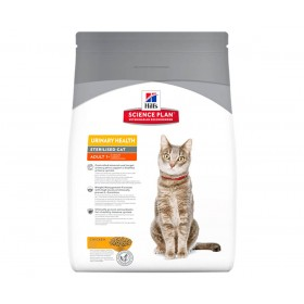 Croquettes Hills Feline Adult Urinary Health  Sterilised Poulet