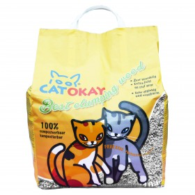 Litière Catokay Best Wood-CatOkay-8000