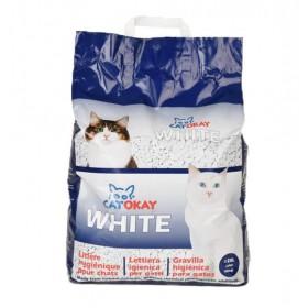 Litière Catokay White-CatOkay-CATOKAY