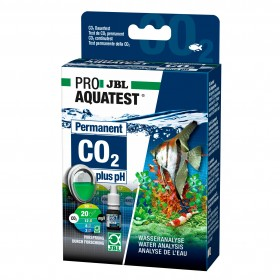 Tests d'eau JBL ProAquaTest CO2/pH Permanent