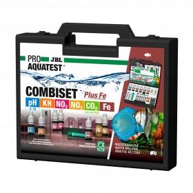 Tests d'eau JBL ProAquaTest Combi Set Plus Fe