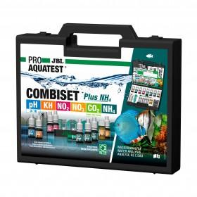 Tests d'eau JBL ProAquaTest Combi Set Test Plus NH4