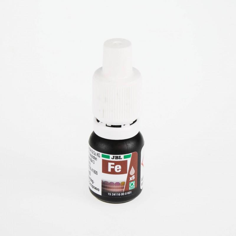 Tests d'eau JBL ProAquaTest Fe Fer