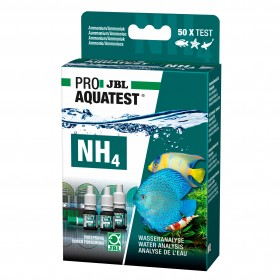 Tests d'eau JBL ProAquaTest NH4 Ammonium