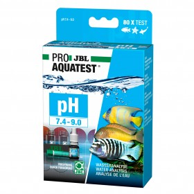 Tests d'eau JBL ProAquaTest pH 7.4-9.0