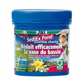 Bactéries & oxygène actif JBL SediEX Pond