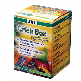 Complément alimentaire JBL CrickBox