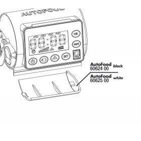 JBL AutoFood Couv.Batterie