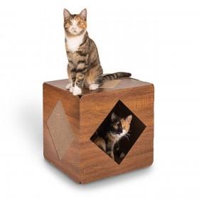 Dice Box Canadian Cat