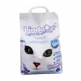 Litière Lindocat Light Ultra White