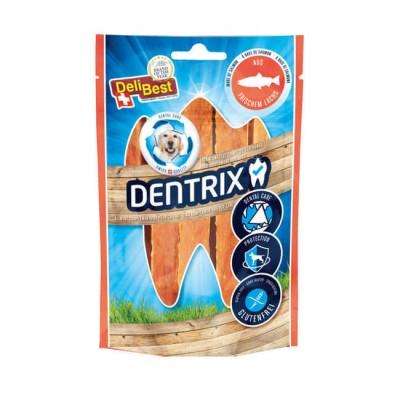 Bâtonnets dentaires Dentrix Saumon Delibest